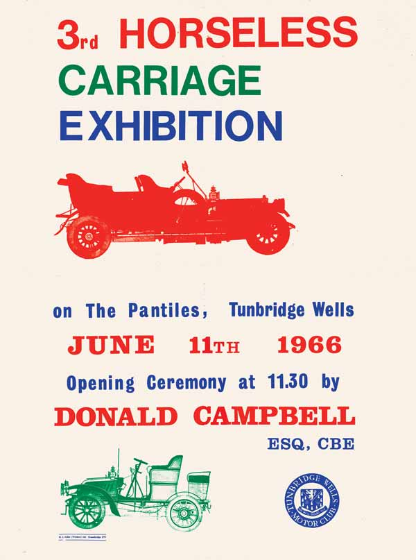 Exhibition Poster from 1961