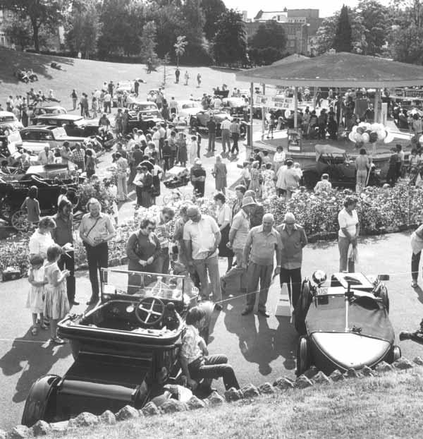 1981 Exhibition in Calverley Grounds