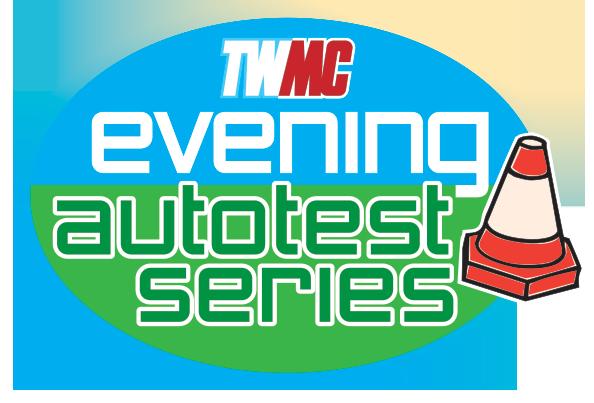 TWMC Evening Autotest Series Logo