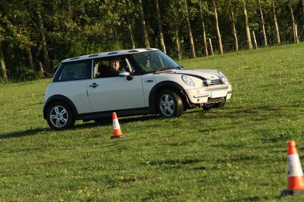 BMW Mini Autotesting