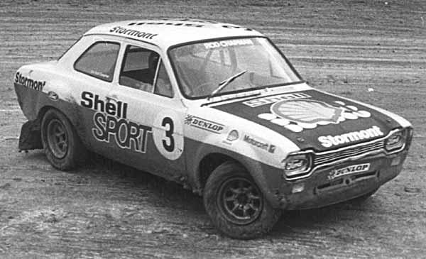 Rod Chapman Mk1 Escort