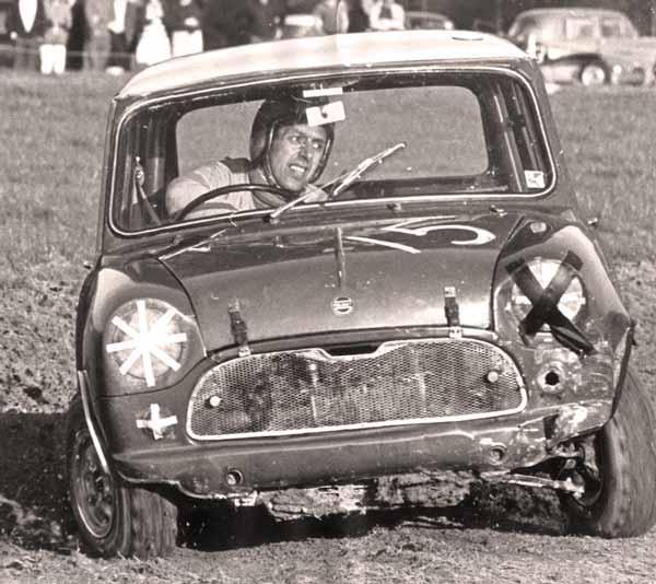 Roy Edwards Autocross Mini